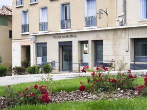 Locaux Police Municipale Manosque