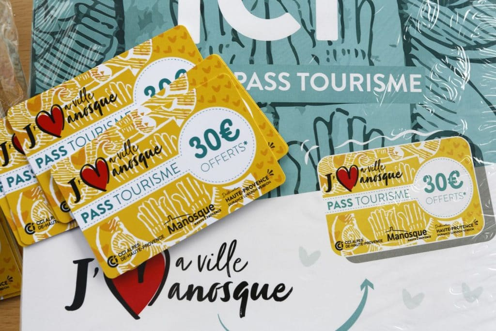 Pass Tourisme Manosque
