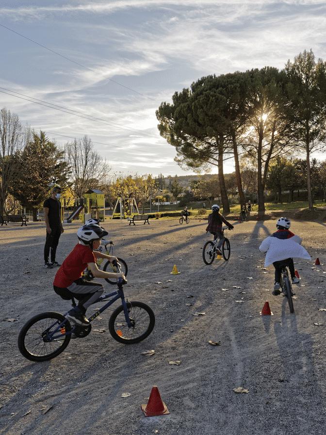 Projet Vélo École Manosque