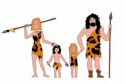 La famille Préhistos